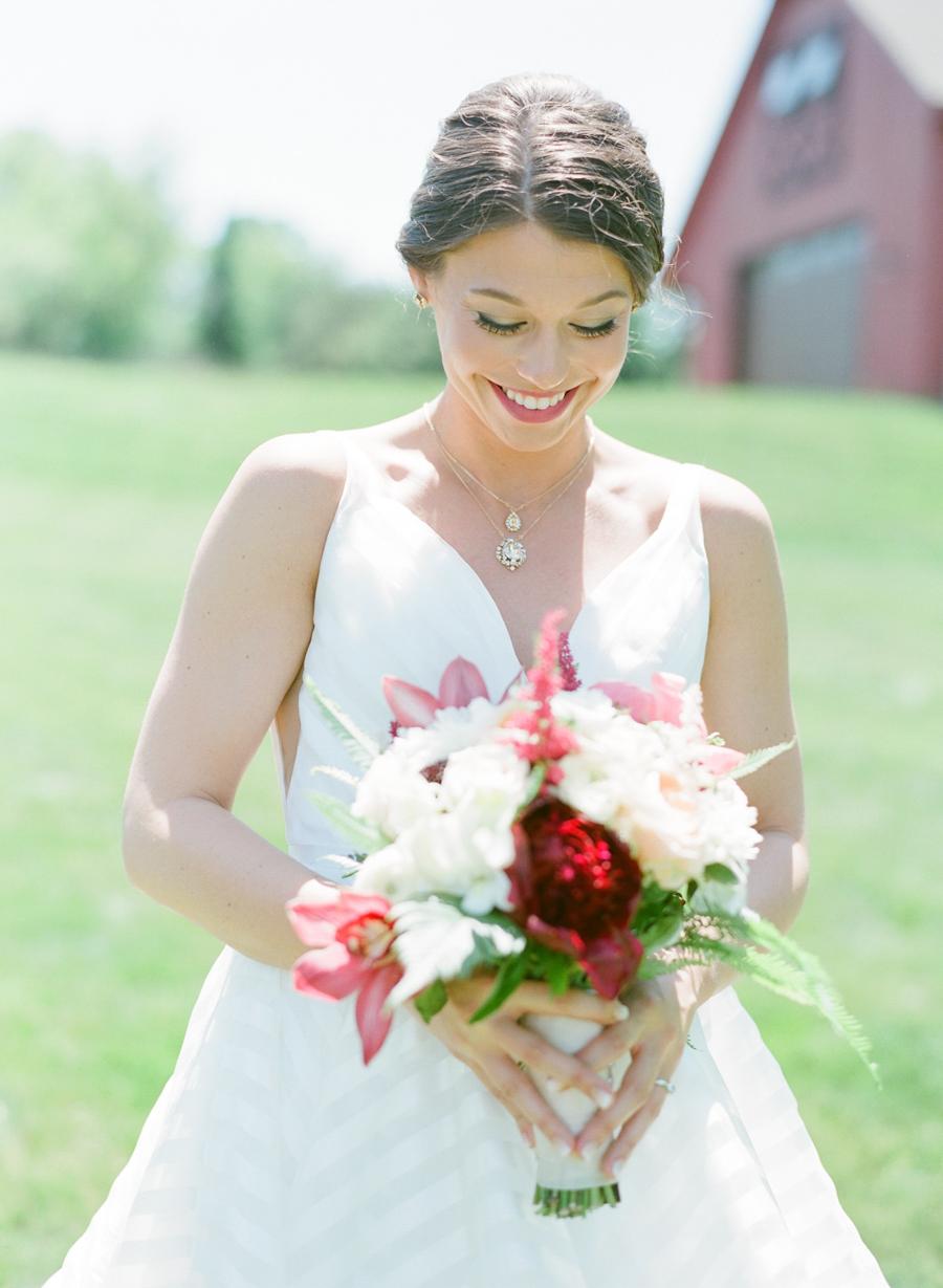 wausau wedding bridal portraits