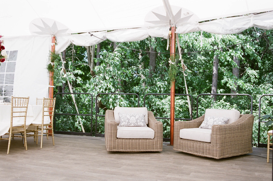 backyard wausau wedding evolution in design