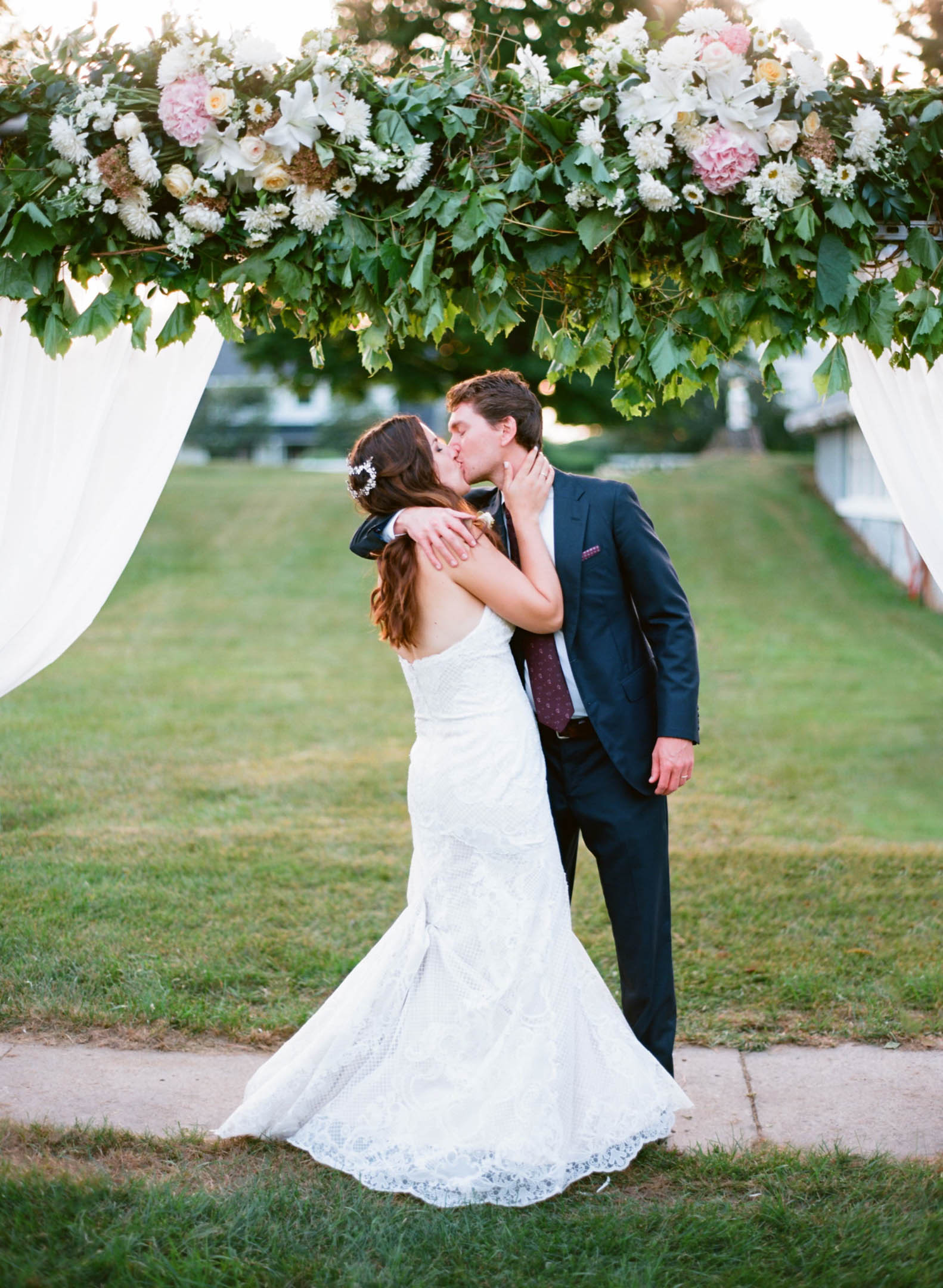 Rachel & Charlie - Horseshoe Bay Farms, Door County Wedding
