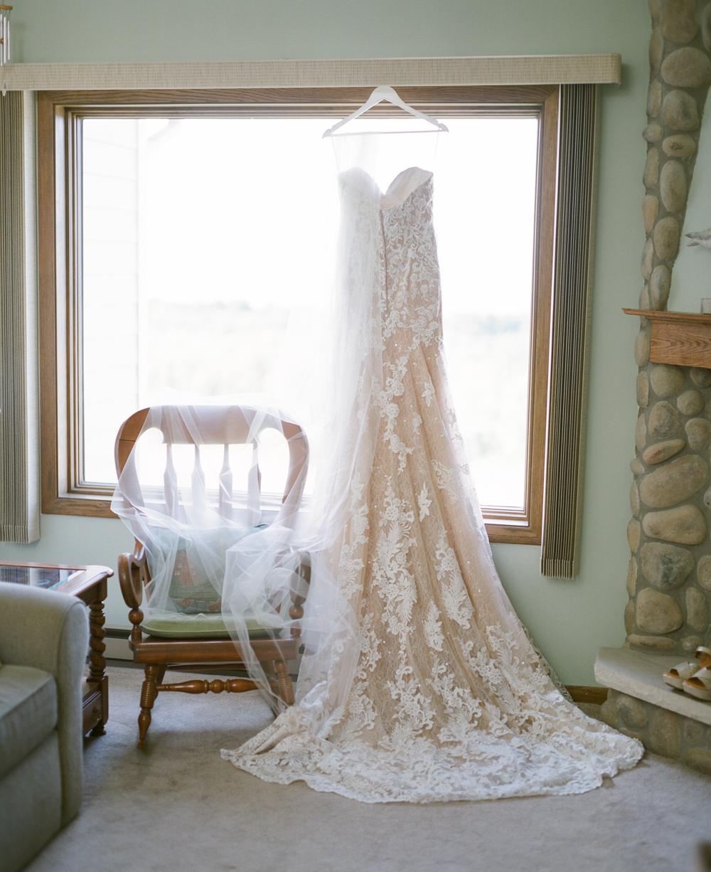 Door County Horseshoe Bay Beach Club Wedding | Ann Marie & Kyle