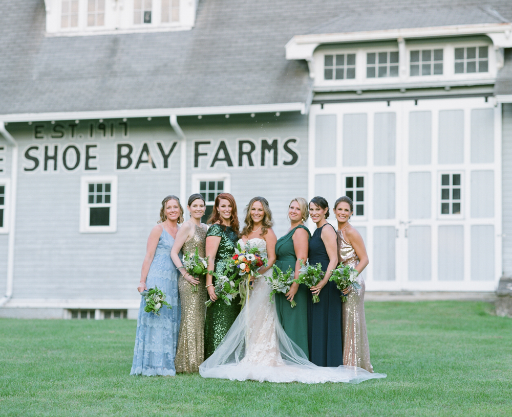 Door County Weddings in the summer
