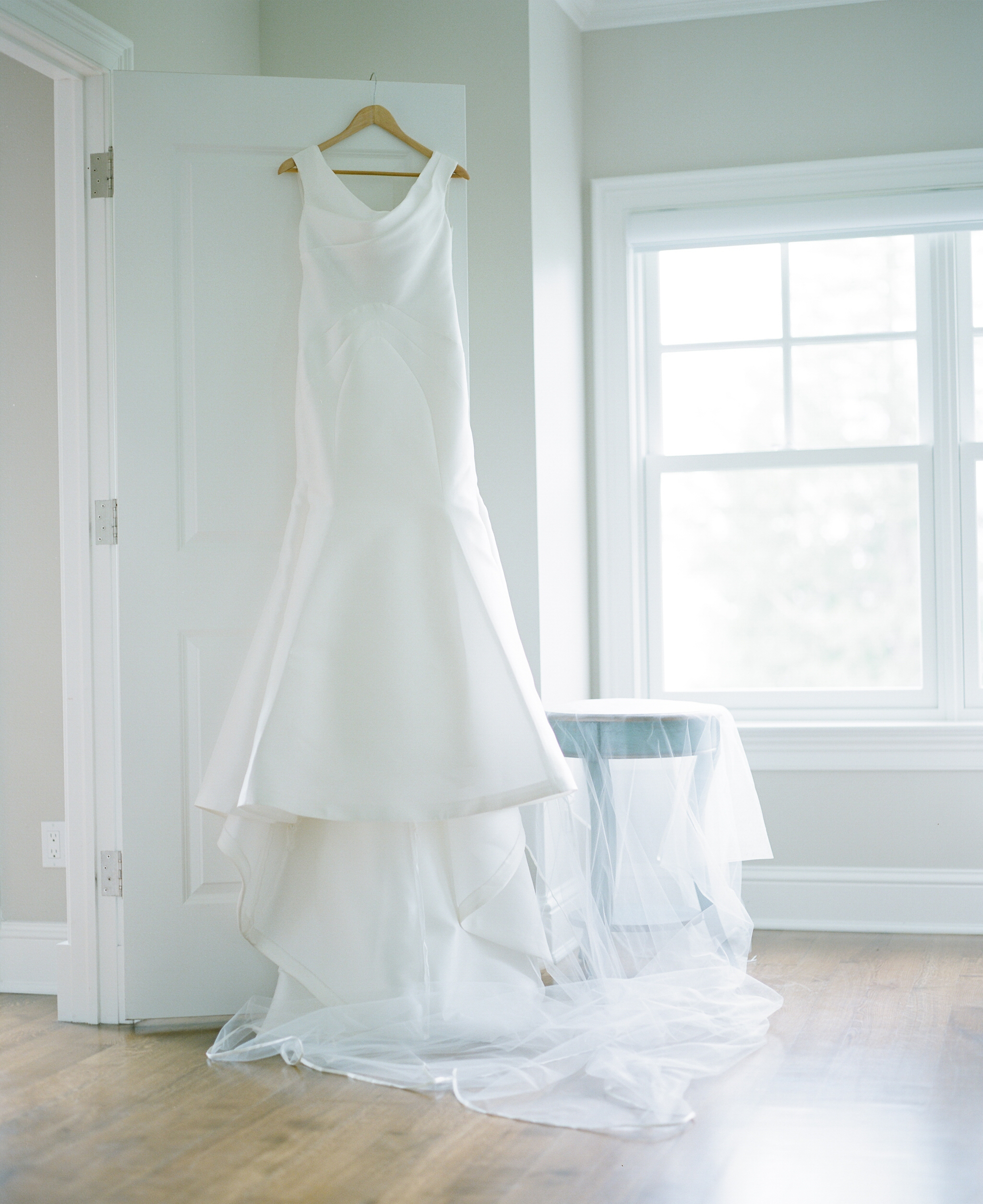 Lela Rose bridal gown from Gigi of Mequon
