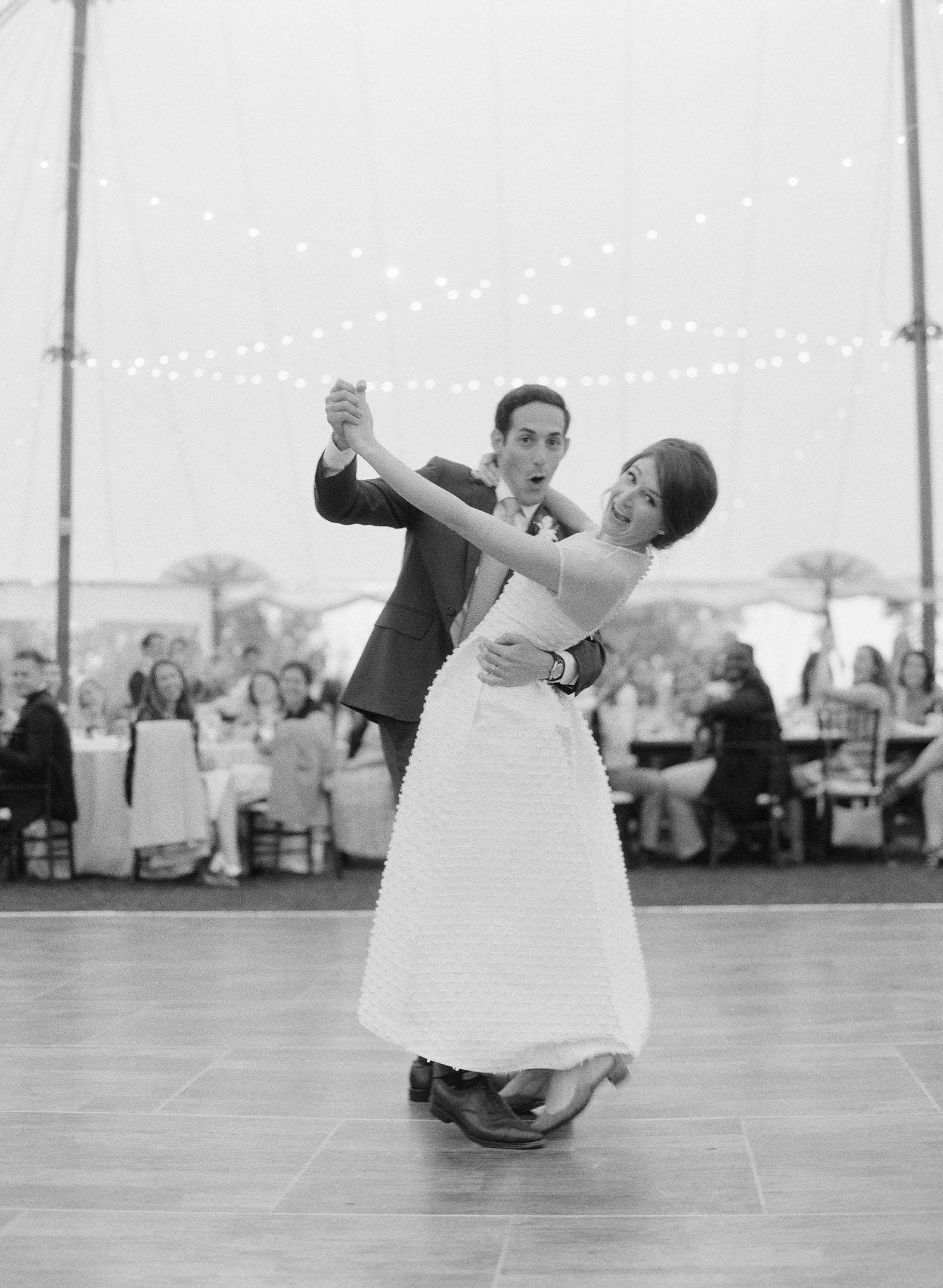 Patsy & Charlie - Door County, Wisconsin, Beach Club Wedding