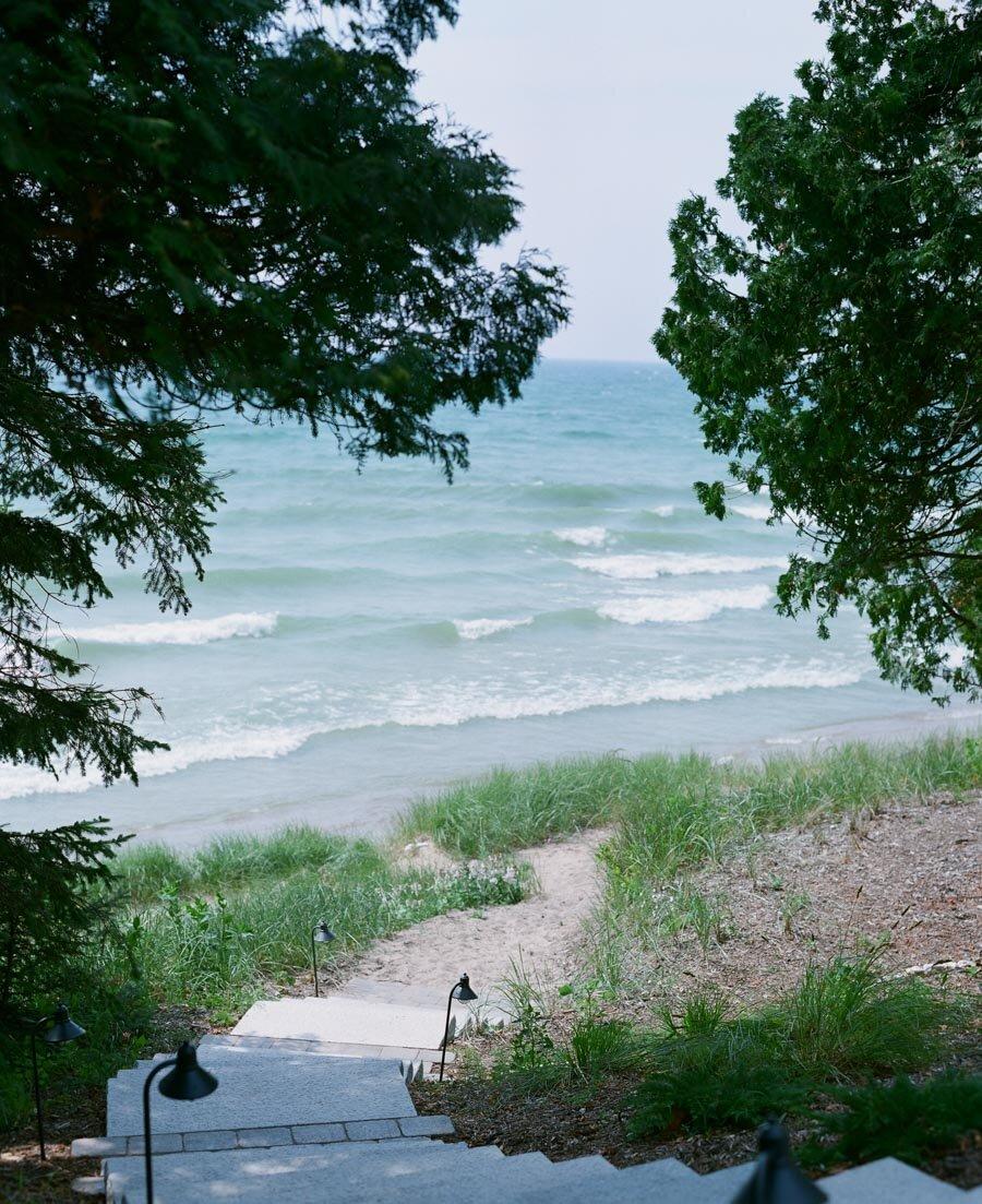 Door County Lake Michigan Shoreline