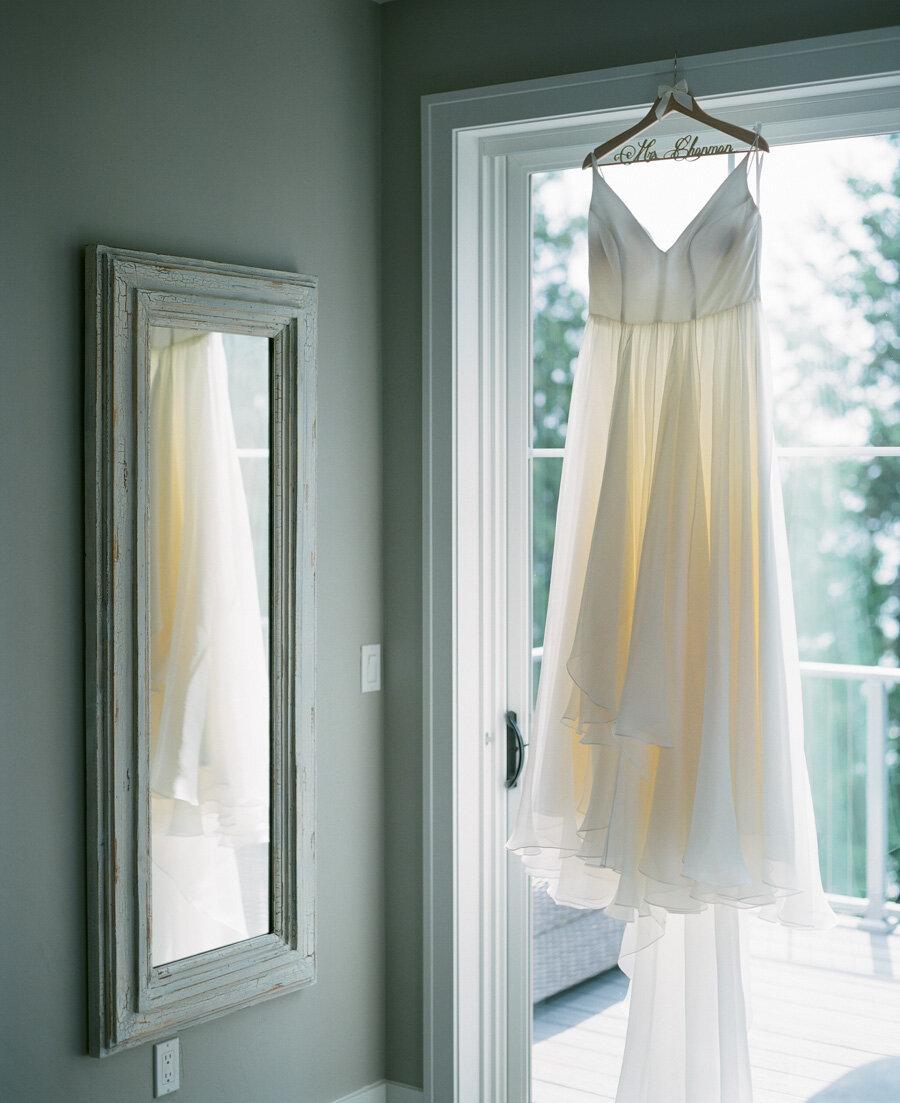 Wedding Gown Modern Trousseau from Bella Bianca Oak Brook