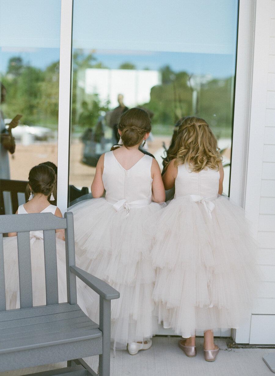 kress pavilion door county wedding