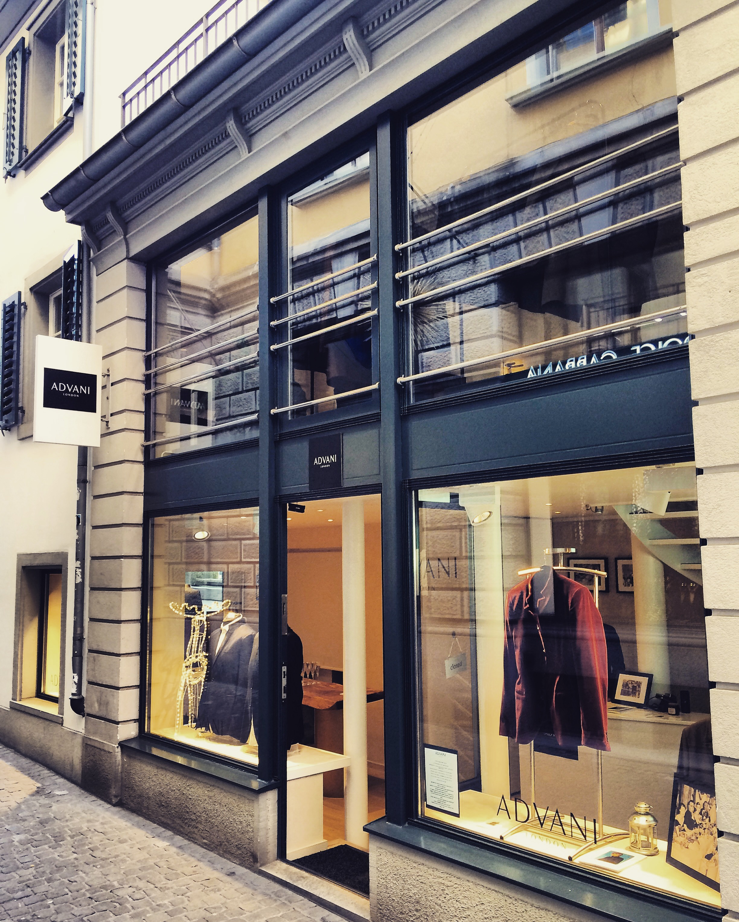 ZURICH POP UP SCHIPFE 1 DECEMBER 2015