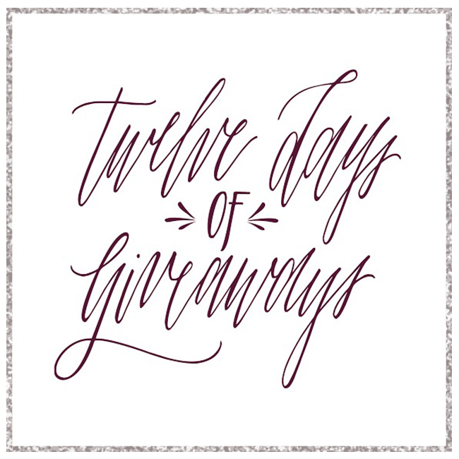 calligraphy by Jessica Albers of  Reveleigh & Co.