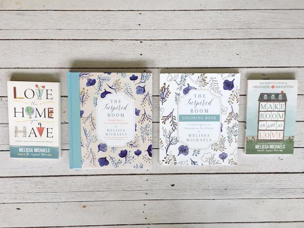 the inspired room books