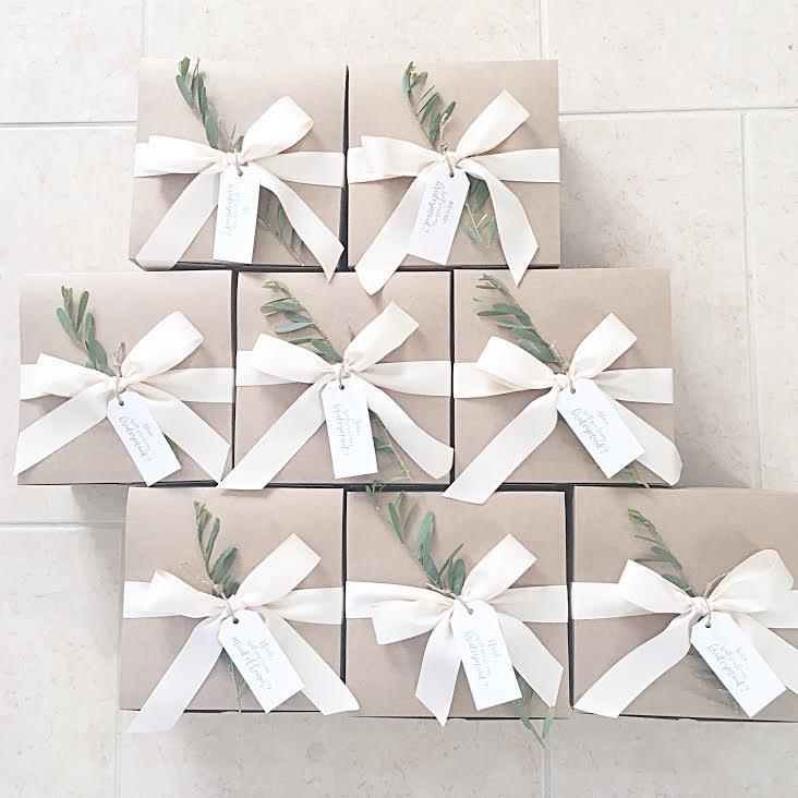 box + bow