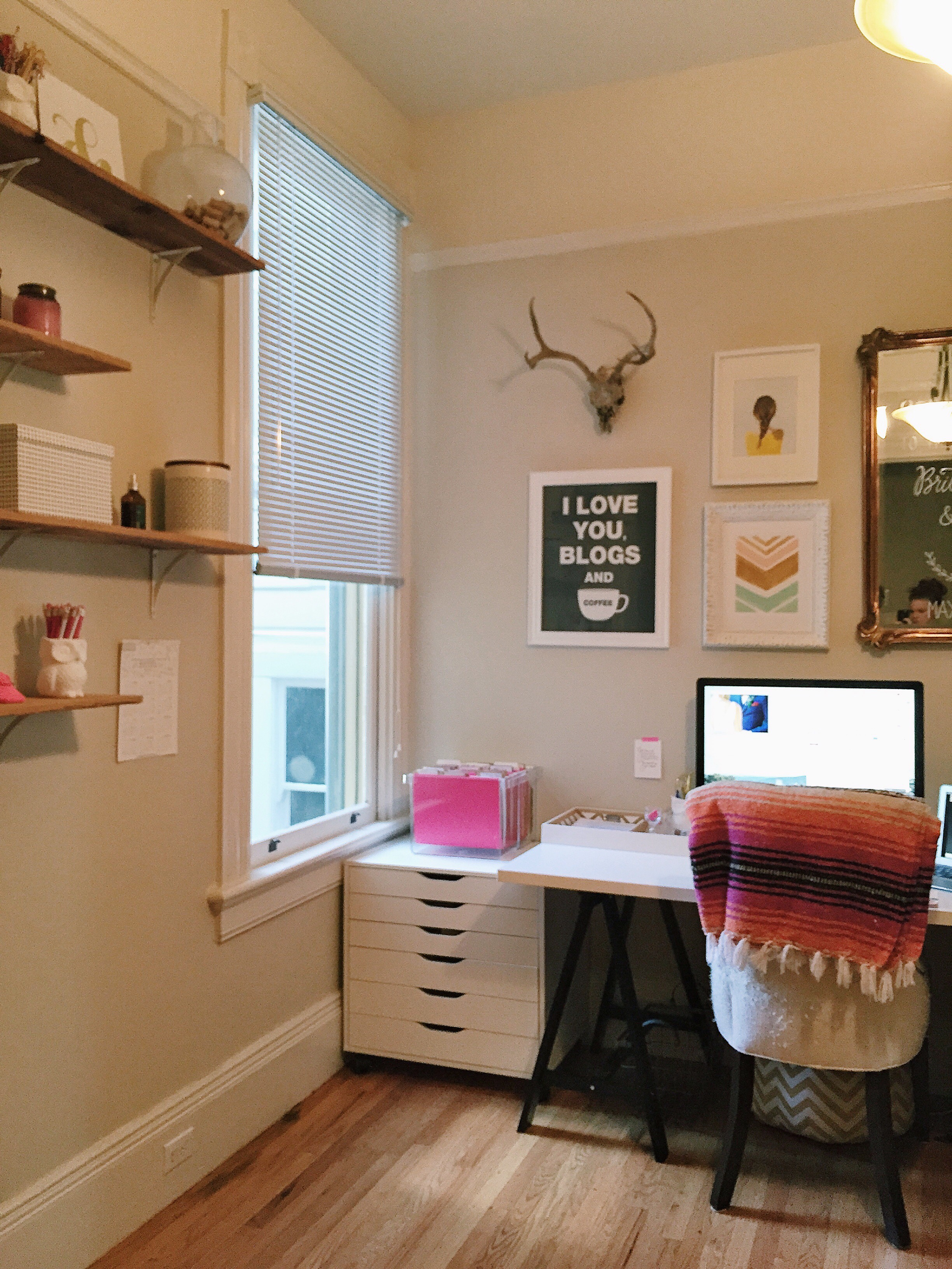 engaged and inspired office space