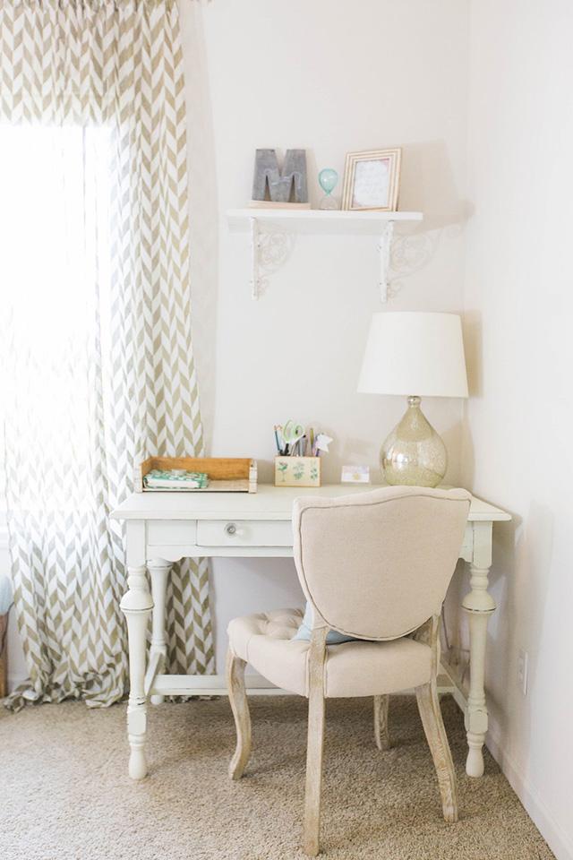 michaela noelle designs work space