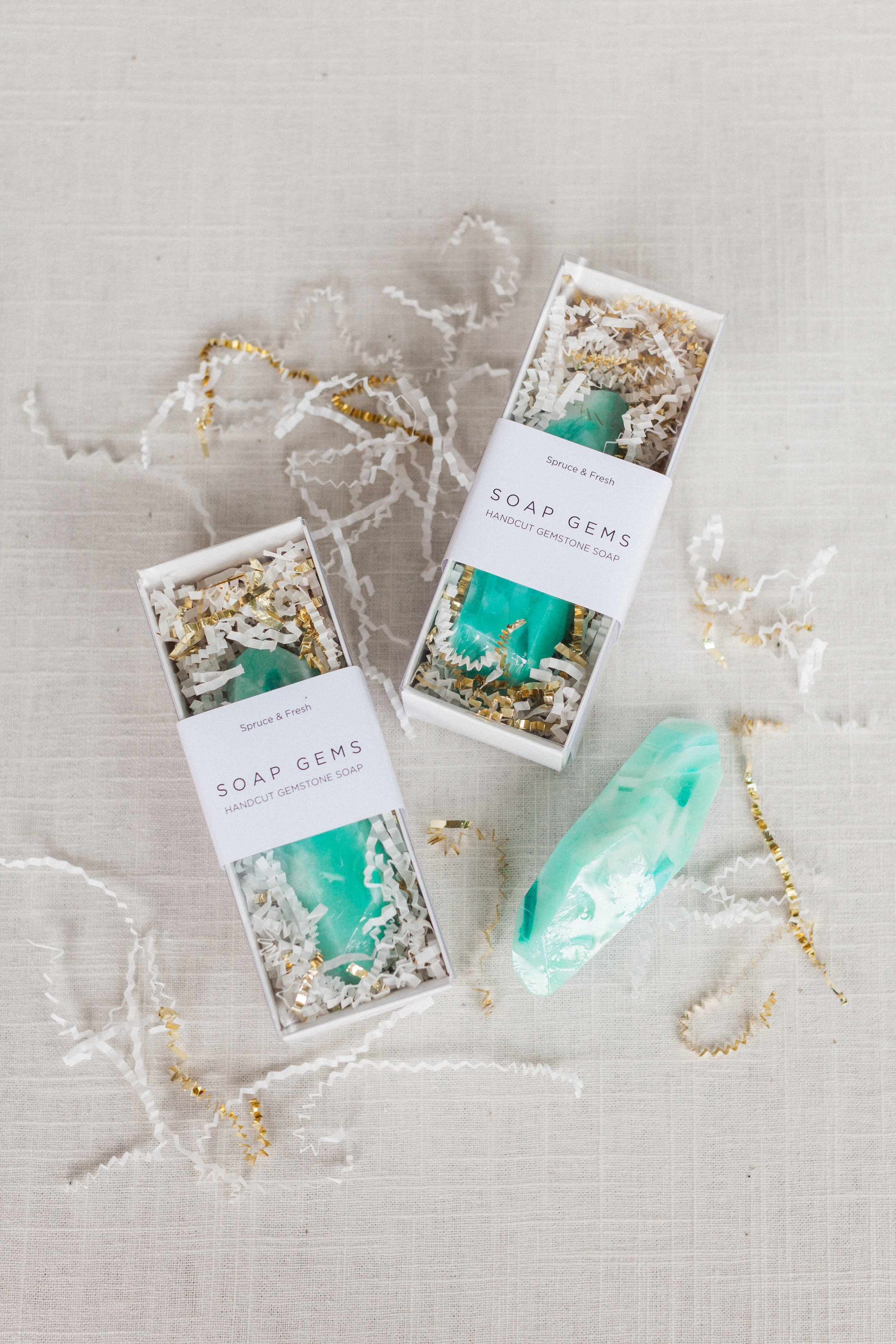 spruce & fresh soaps