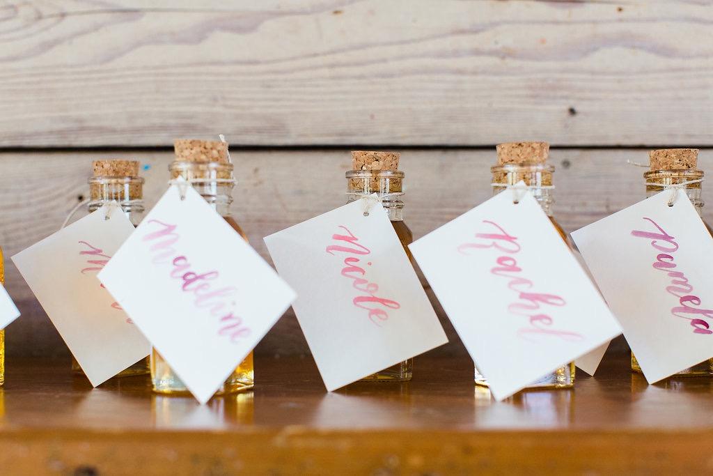 little city honey jars