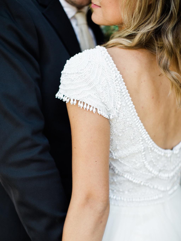 spring sweet wedding dress