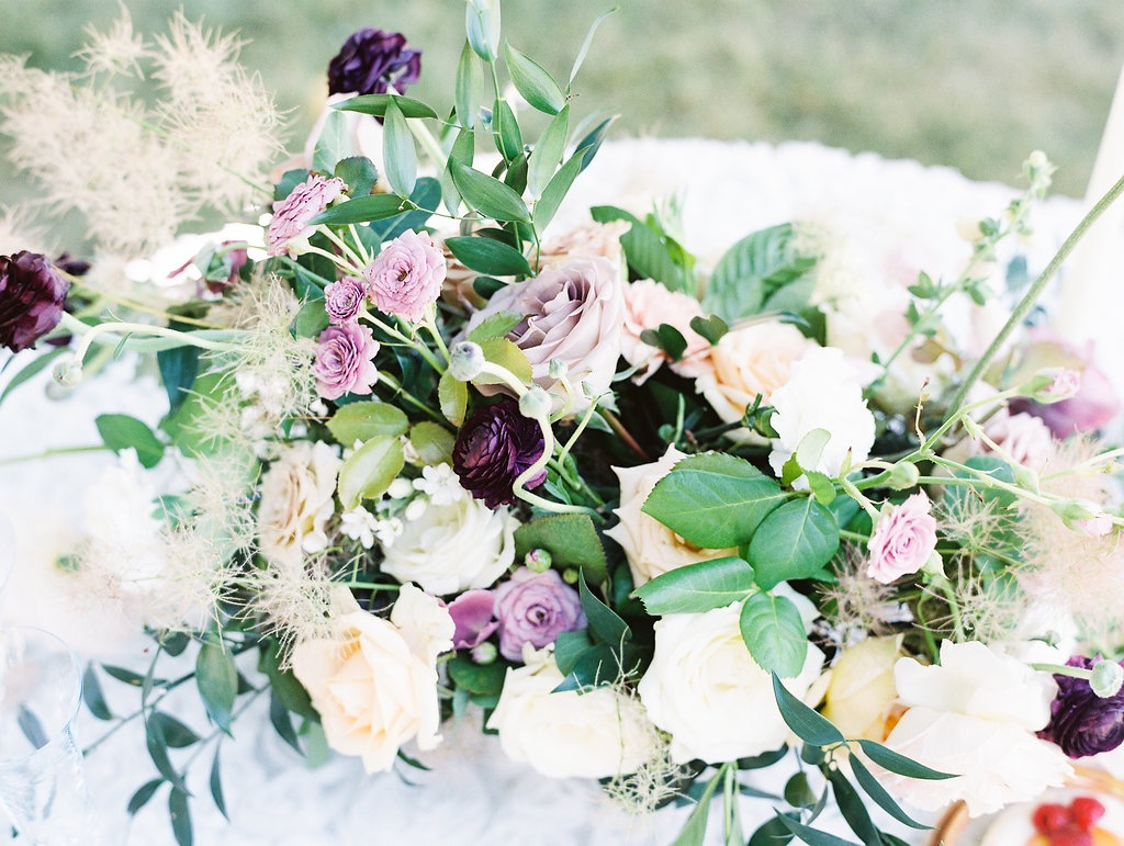 lavender floral inspiration