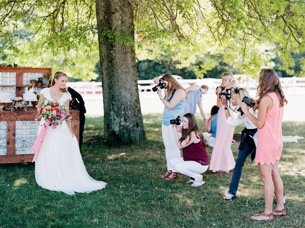 The Styled Wedding Shoot | July 2016
