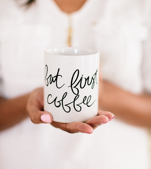 rachel cosette designs mug