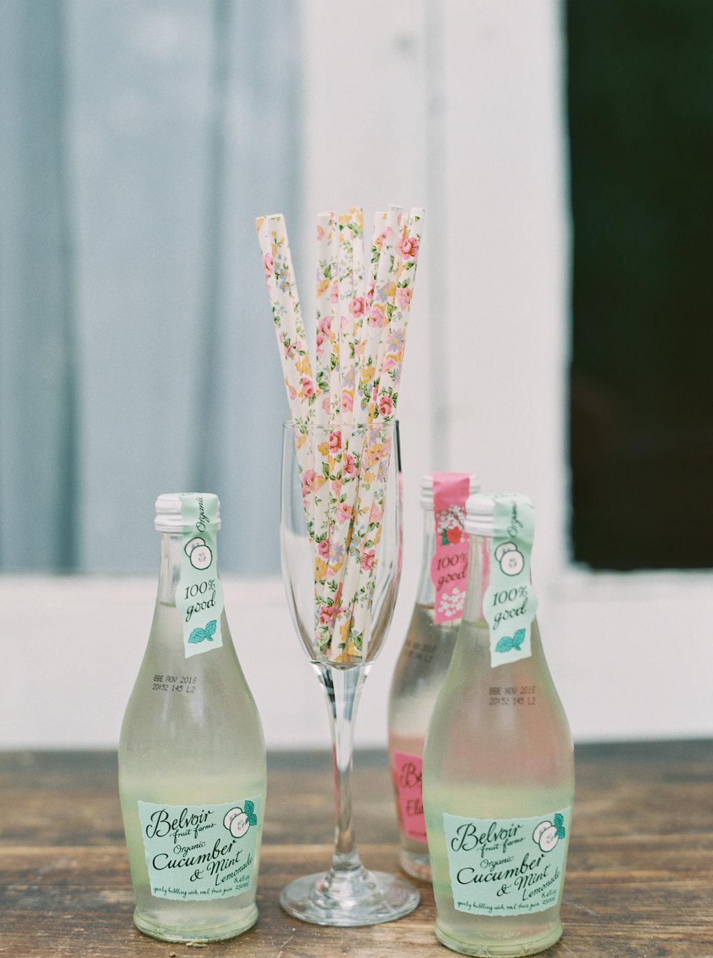 glitter saturday straws