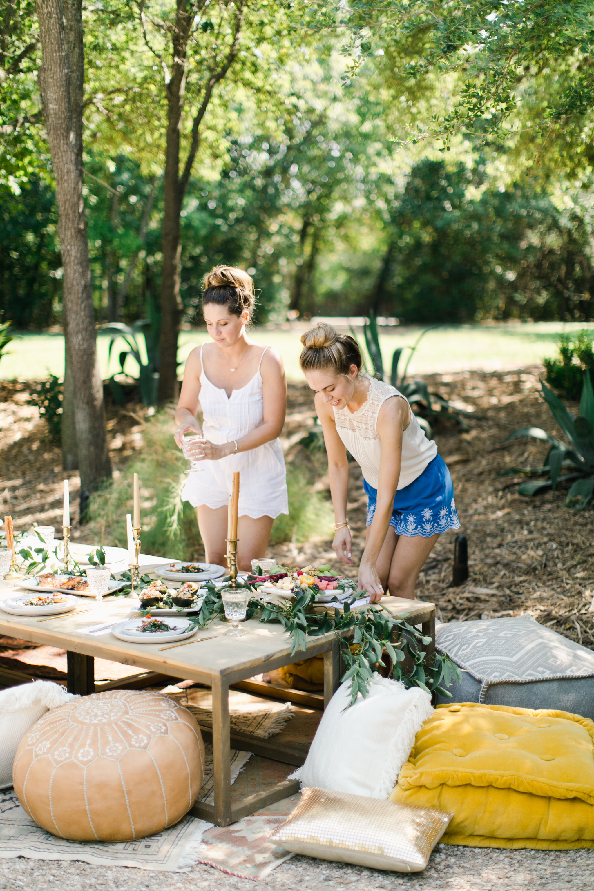 Bloom Bash Austin styled shoot