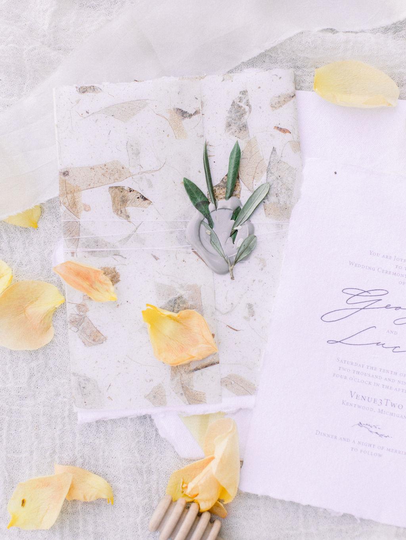 bloom workshop styled shoot
