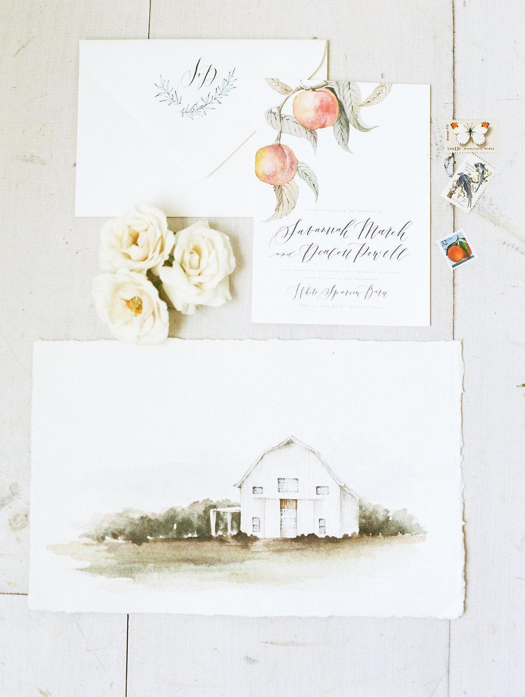 white sparrow barn workshop