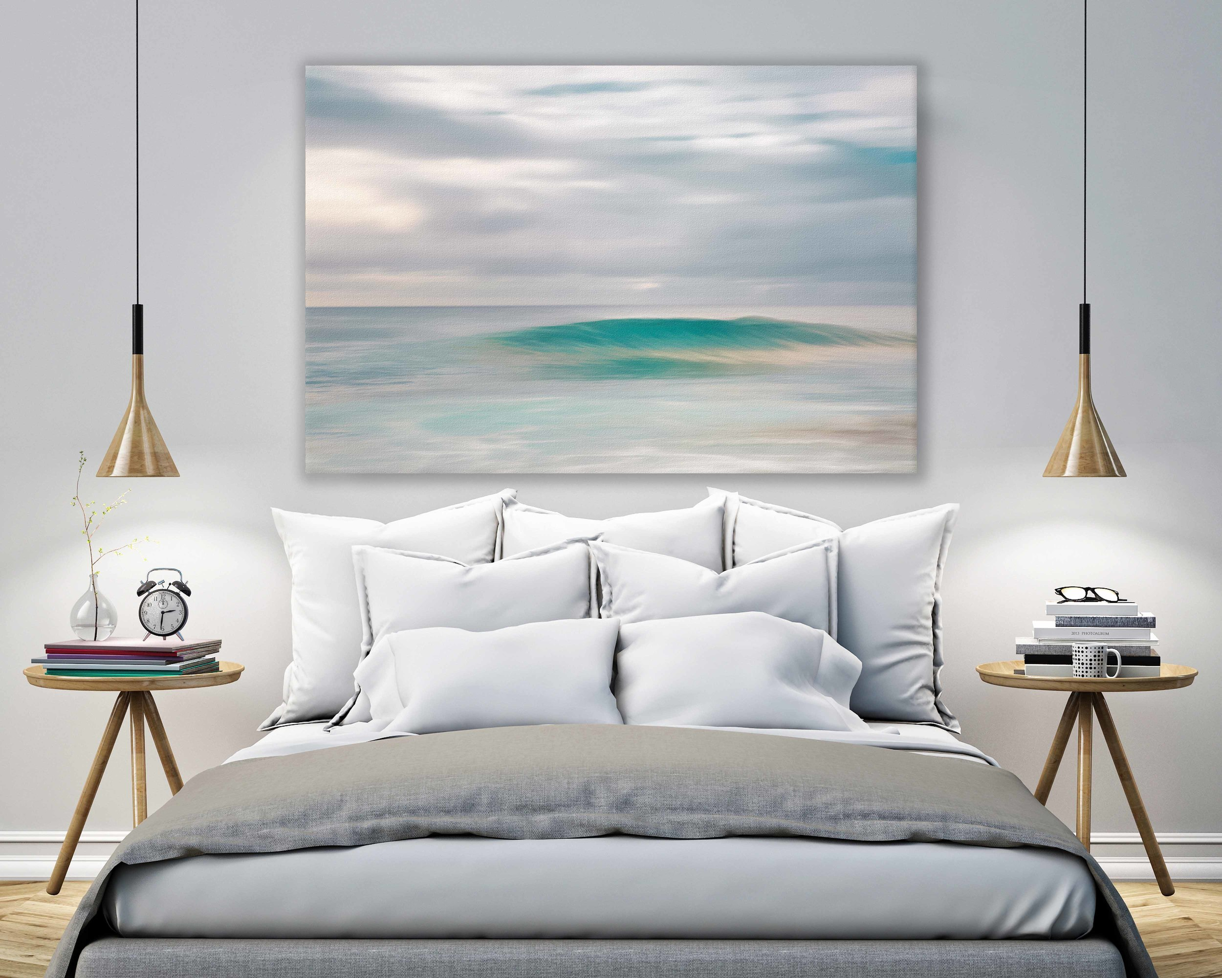 READY-TO-HANG CANVASES