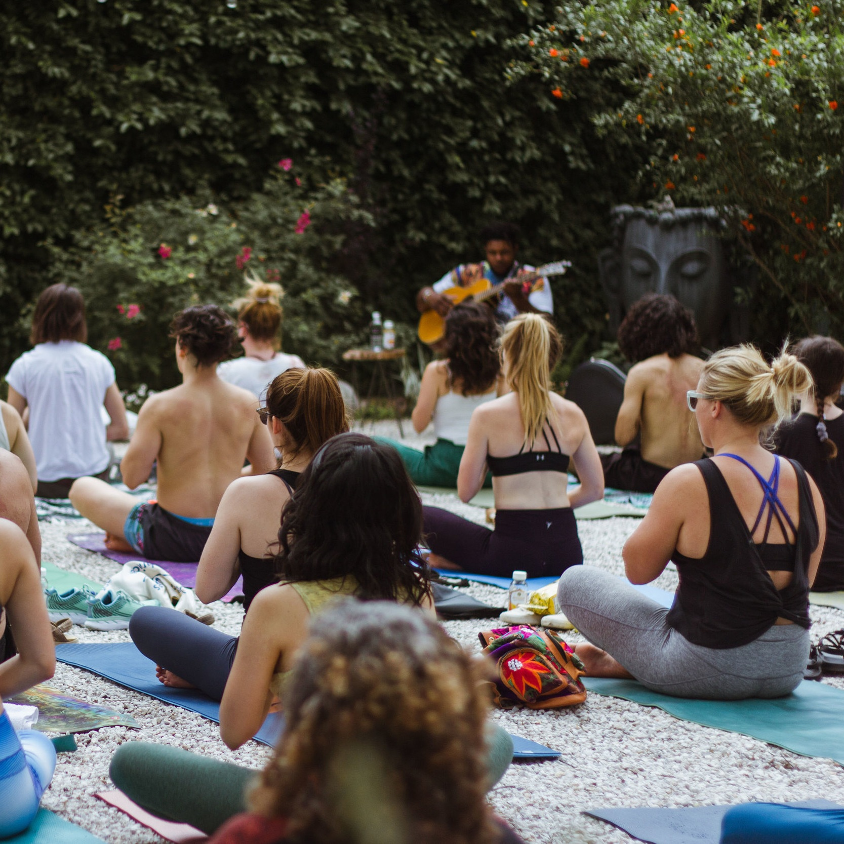 OASIS: YOGA + MUSIC DAY FESTIVAL