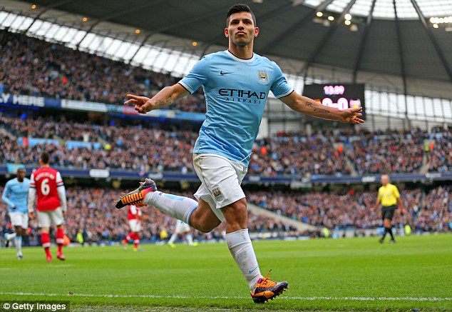 Could Aguero make all the difference for City's title charge?