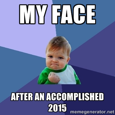 accomplished 2015