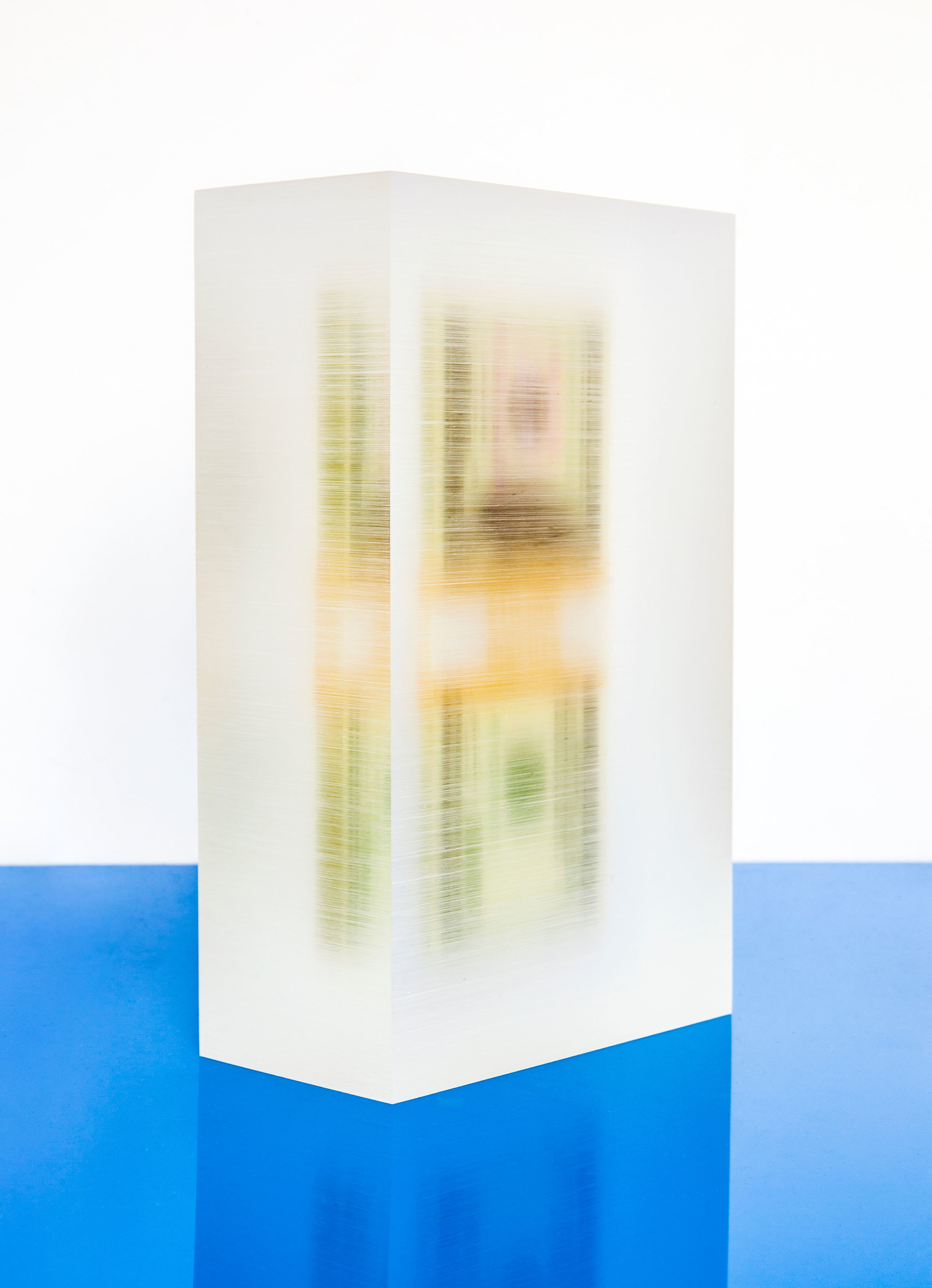 Released April 2017 - $10,000 Lucite Prism (One of 10 made)