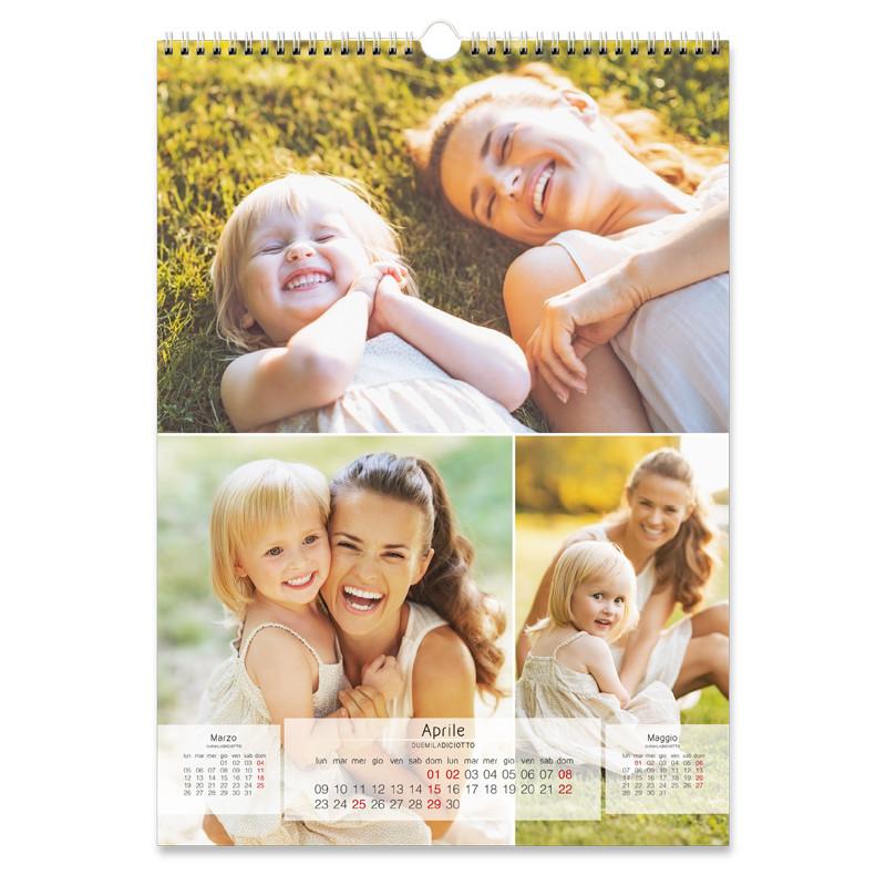 ARTE POINT 2 - Artè è il calendario con foto da personalizzare con i ricordi belli dell'anno passato. Compleanni, gite fuori porta, vacanze: raccogli le tue foto più preziose e divertiti a creare un calendario unico e originale che ti accompagnerà per tutto il nuovo anno!Dimensioni: 29 x 42 cmTipo di carta: patinata opaca 250 grNumero di pagine: 13 fogli (12 mesi + copertina)Rilegatura: a spirale nella parte superiore€ 24,90