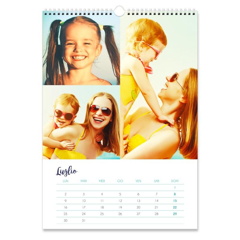 ARTE POINT 3 - Artè è il calendario con foto da personalizzare con i ricordi belli dell'anno passato. Compleanni, gite fuori porta, vacanze: raccogli le tue foto più preziose e divertiti a creare un calendario unico e originale che ti accompagnerà per tutto il nuovo anno!Dimensioni: 29 x 42 cmTipo di carta: patinata opaca 250 grNumero di pagine: 13 fogli (12 mesi + copertina)Rilegatura: a spirale nella parte superiore€ 24,90