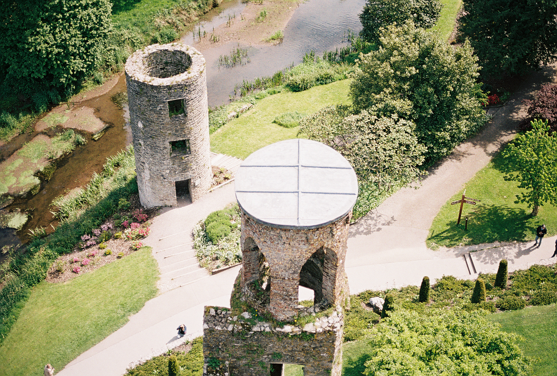 view-from-blarney-castle-ireland-european-honeymoon