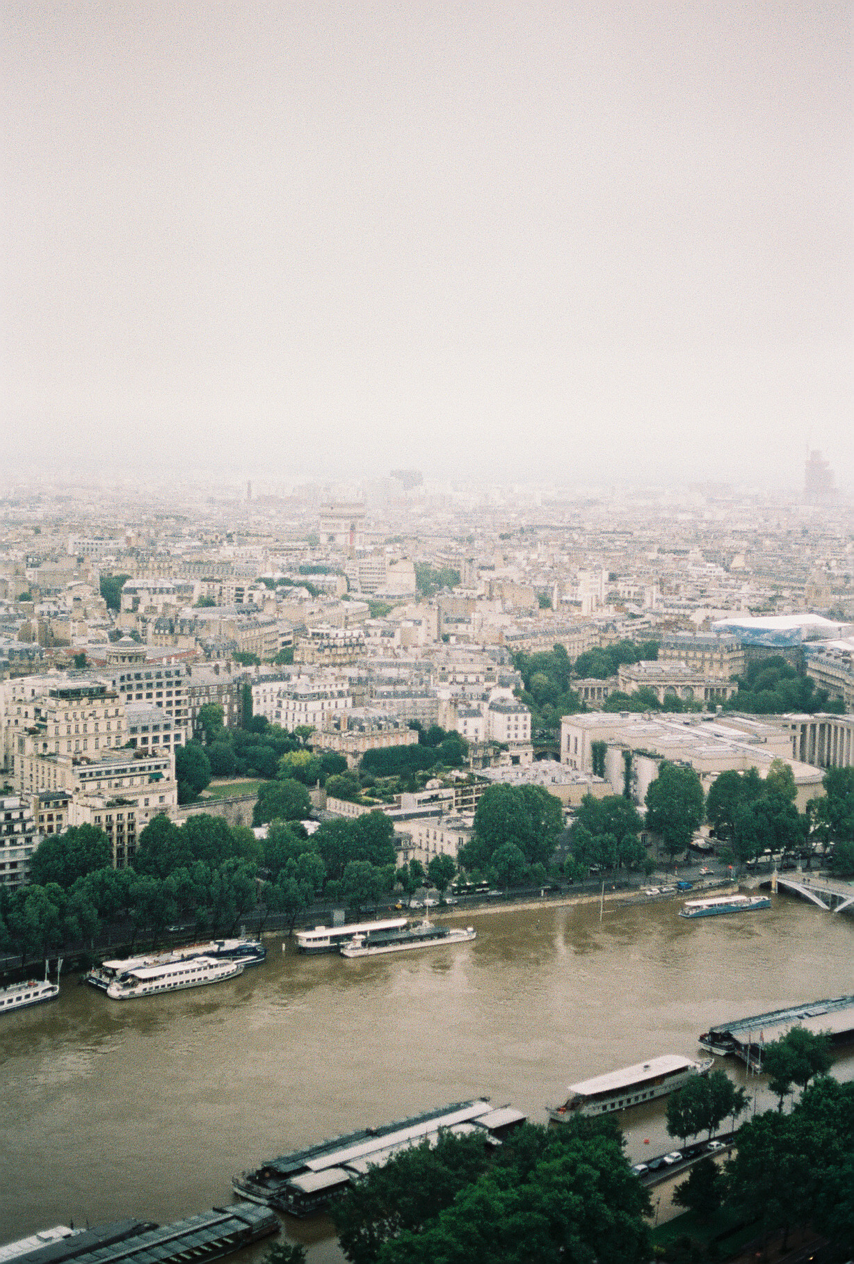 seine-river-flood-view-from-eiffel-tower-paris-france-european-honeymoon