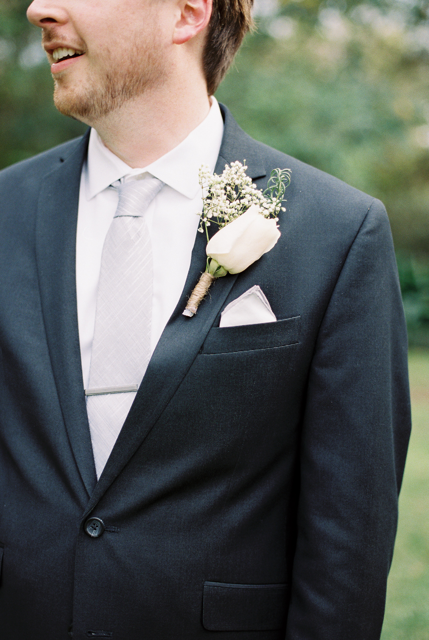 kenneth-cole-black-grooms-suit