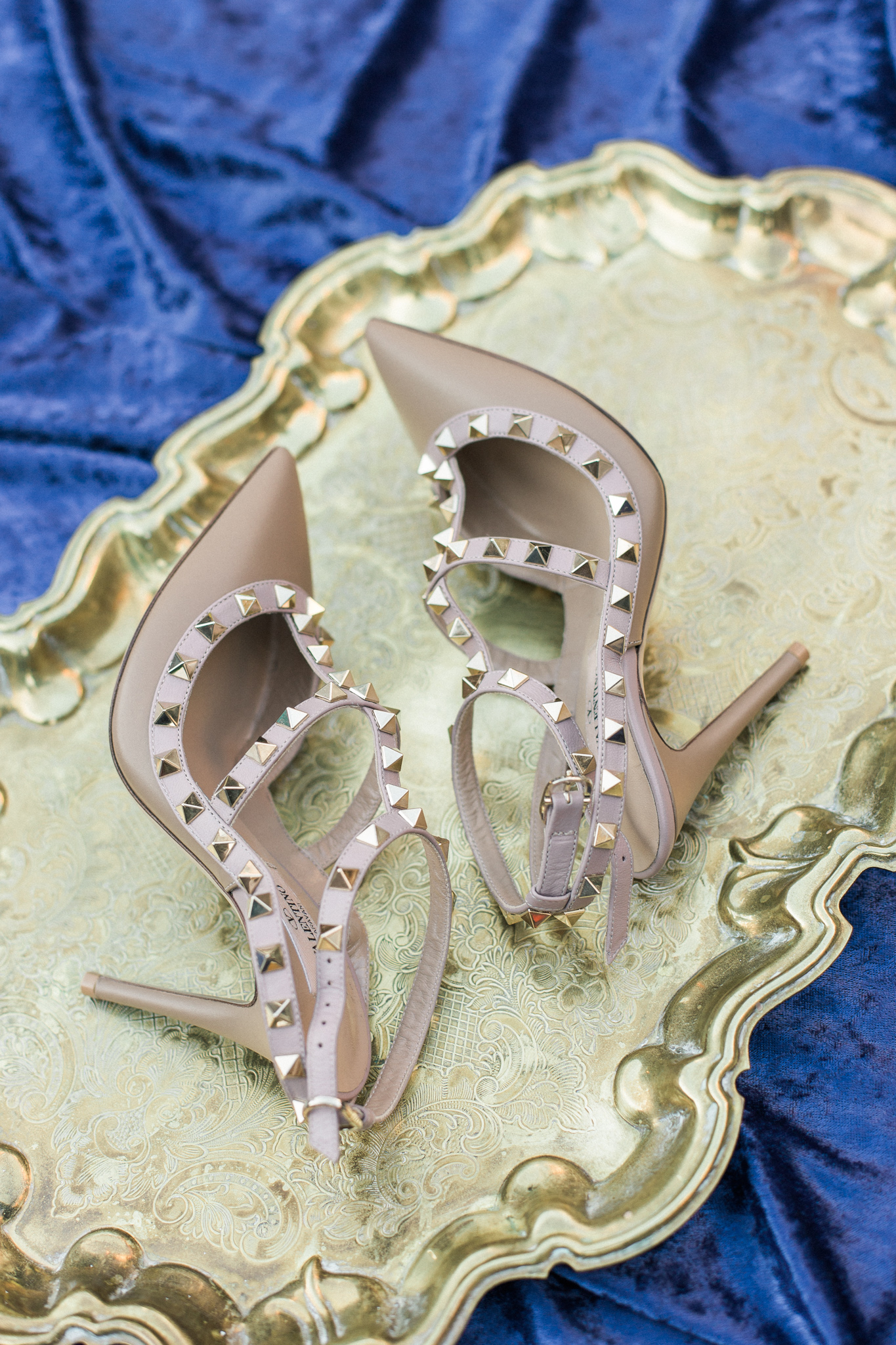 nude-valentino-wedding-day-shoes