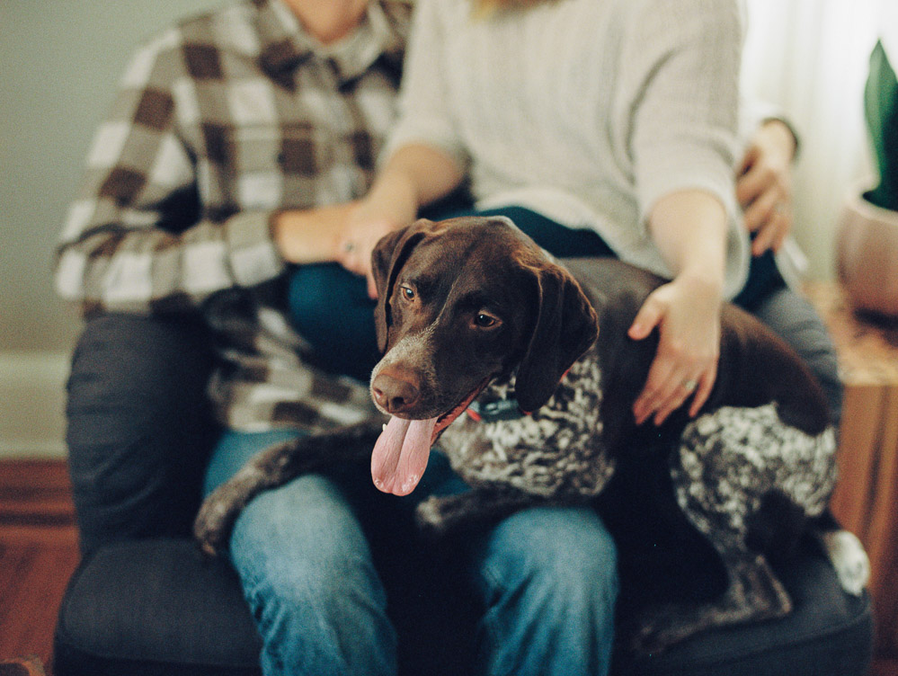 in-home-family-session-with-dog-baltimore