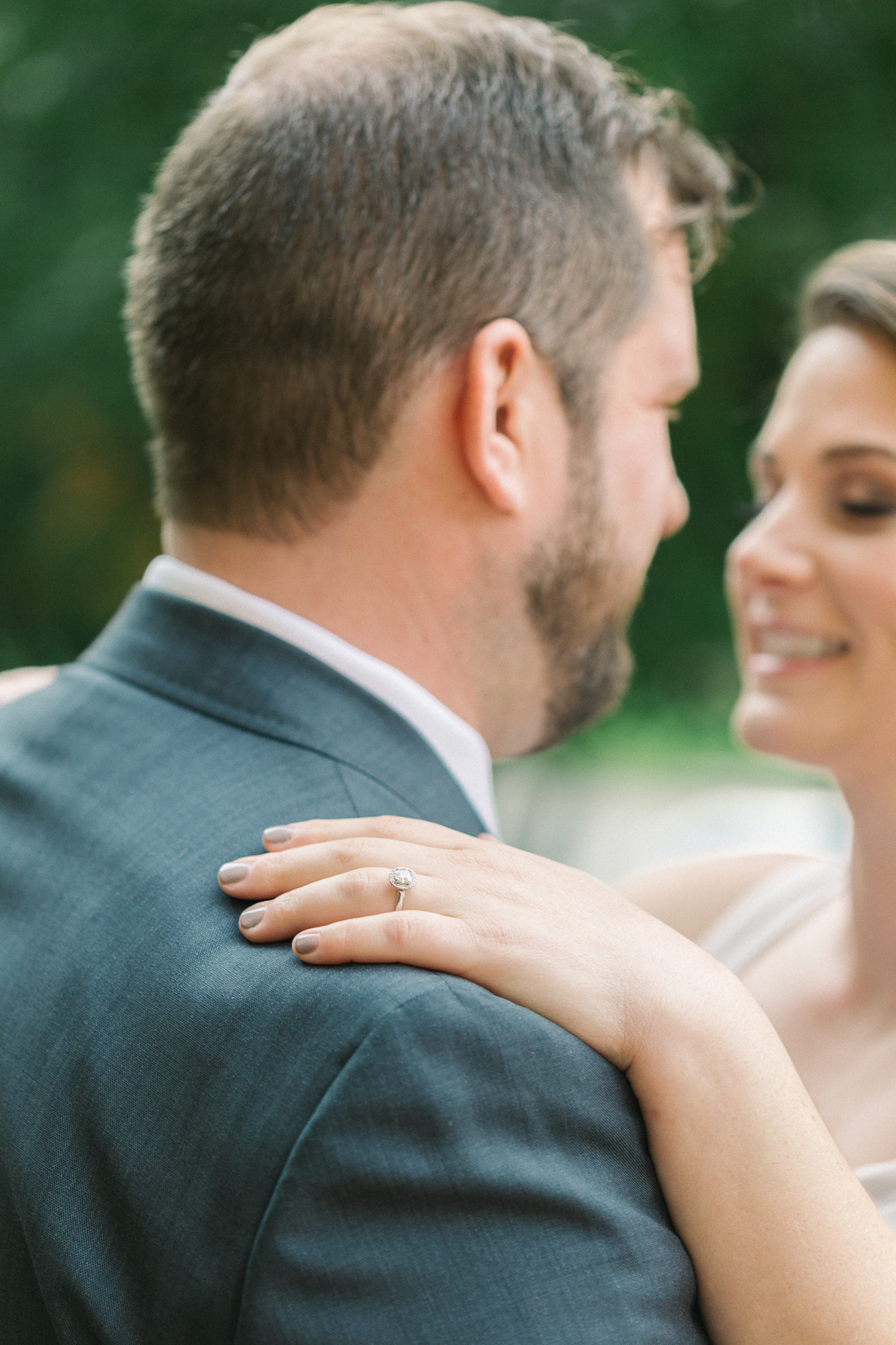 halo-cushion-diamond-engagement-ring-bride