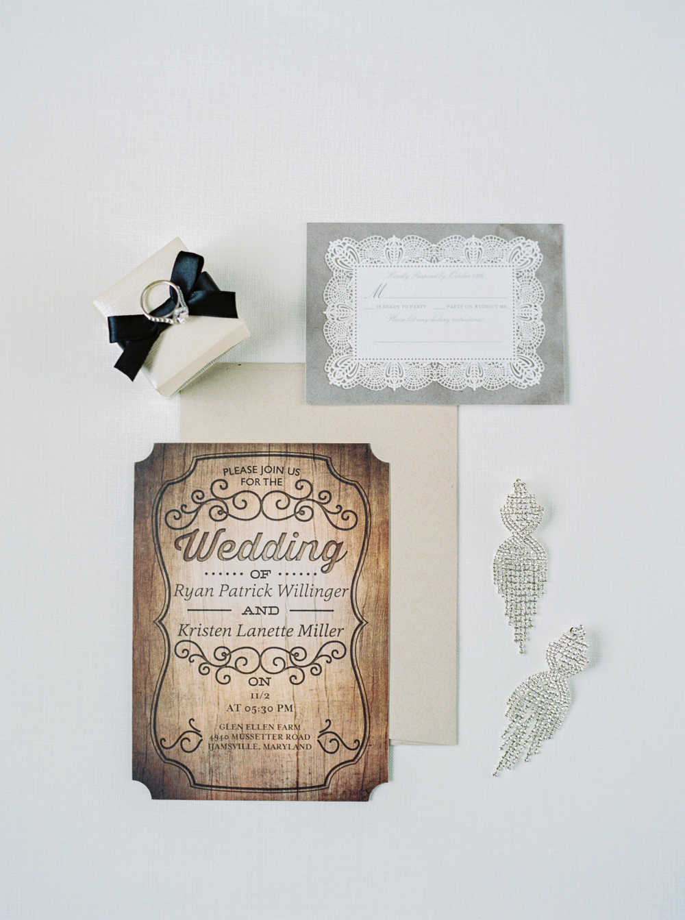 rustic-wedding-day-invitations-michelle-whitley-photography