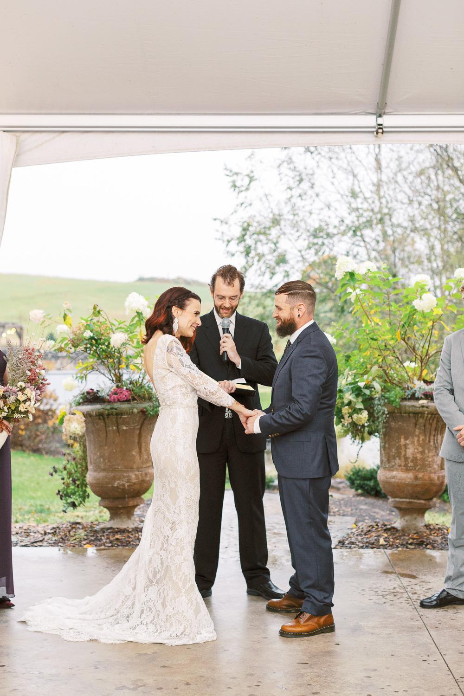 glen-ellen-farm-rainy-wedding-tent-ceremony