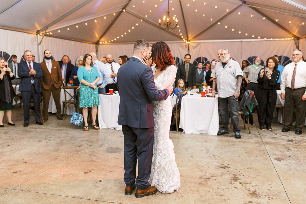 glen-ellen-farm-tent-reception-first-dance