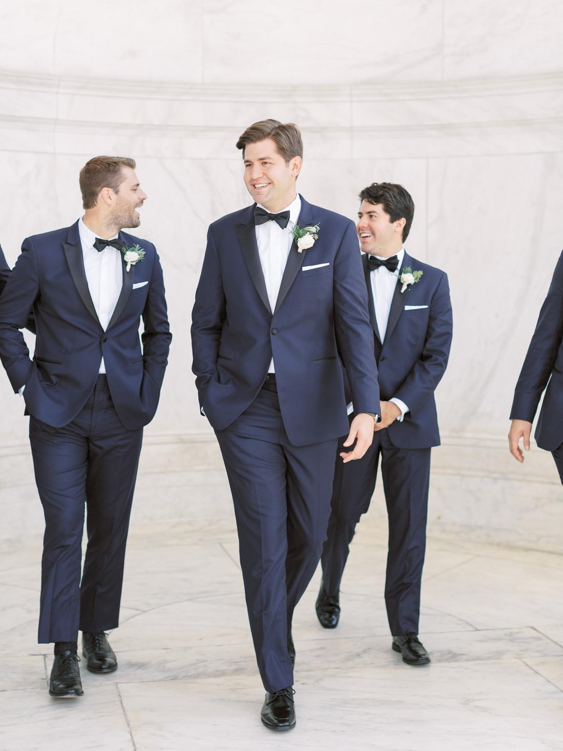 lapel-navy-grooms-tuxedo-washington-dc-wedding-photographer