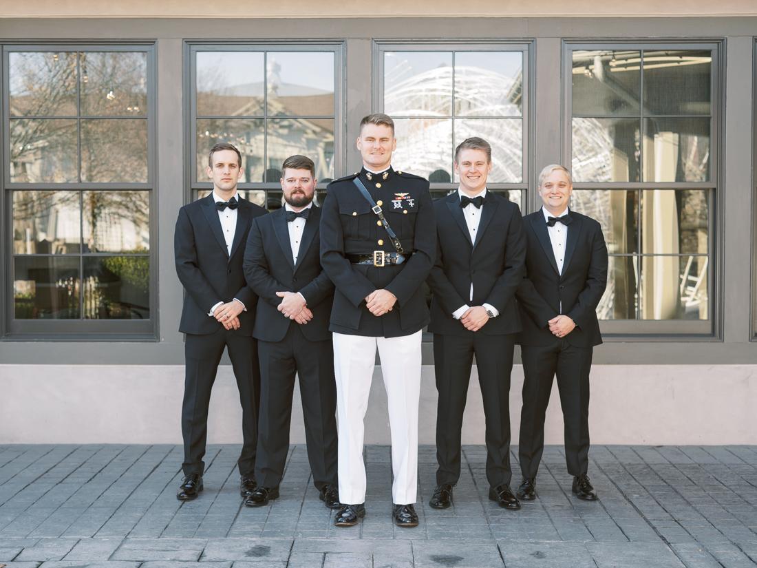 marine-wedding-party-maryland-wedding-photographer