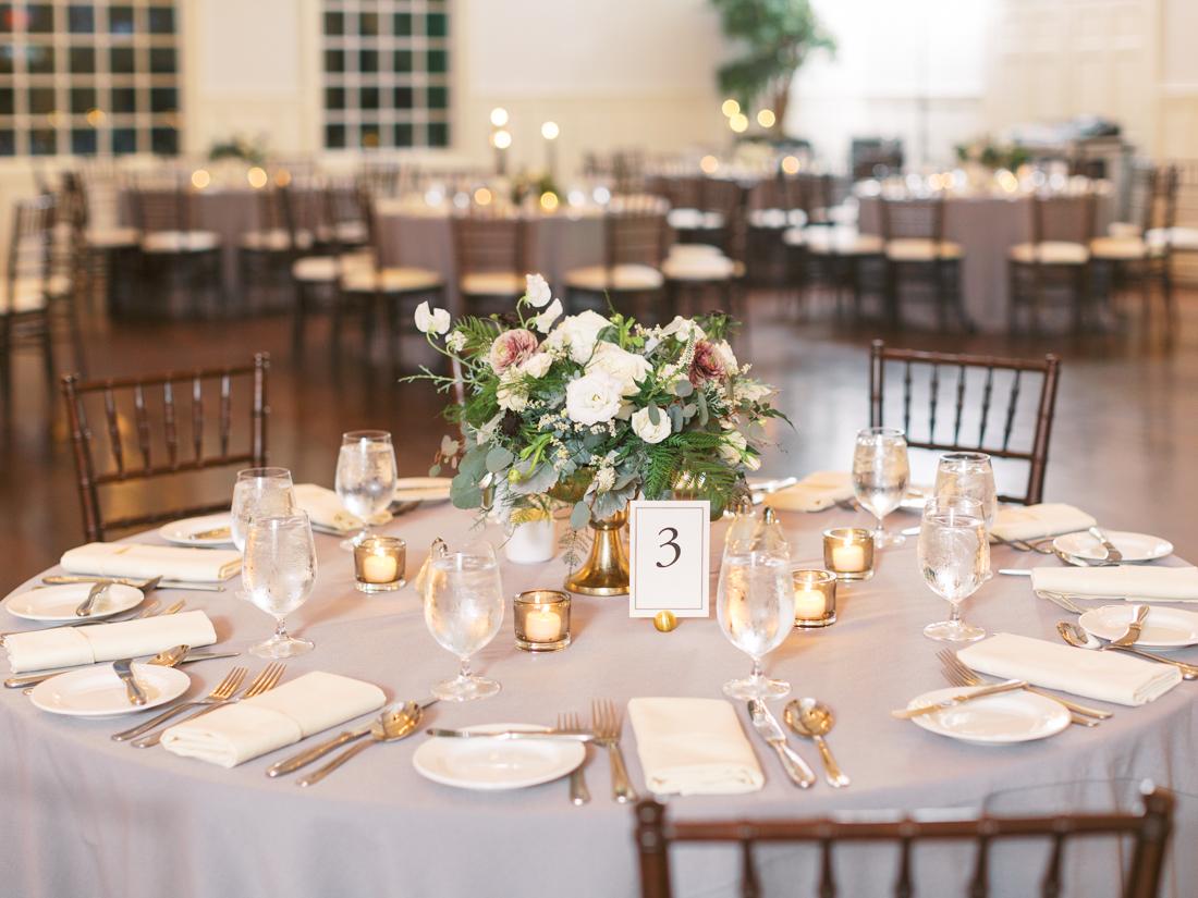 crimson-and-clover-wedding-centerpiece-chesapeake-bay-beach-club-reception