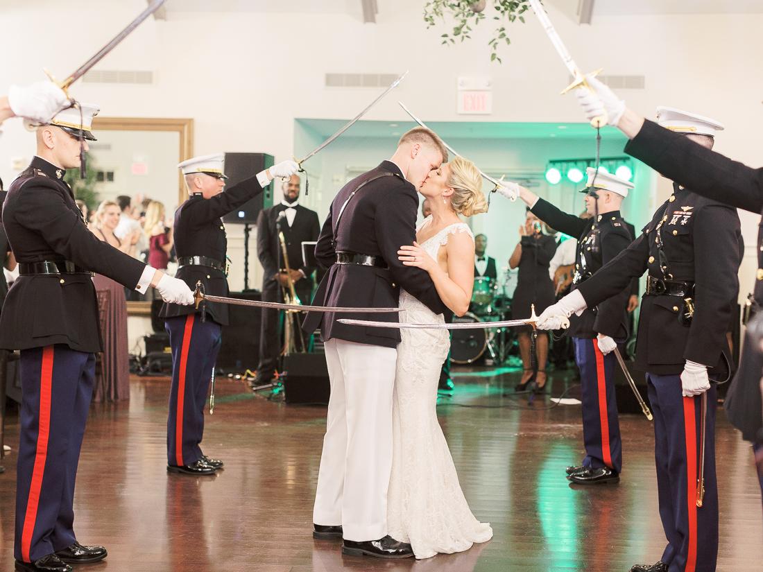 maryland-wedding-photographer-marine-wedding-sword-arch
