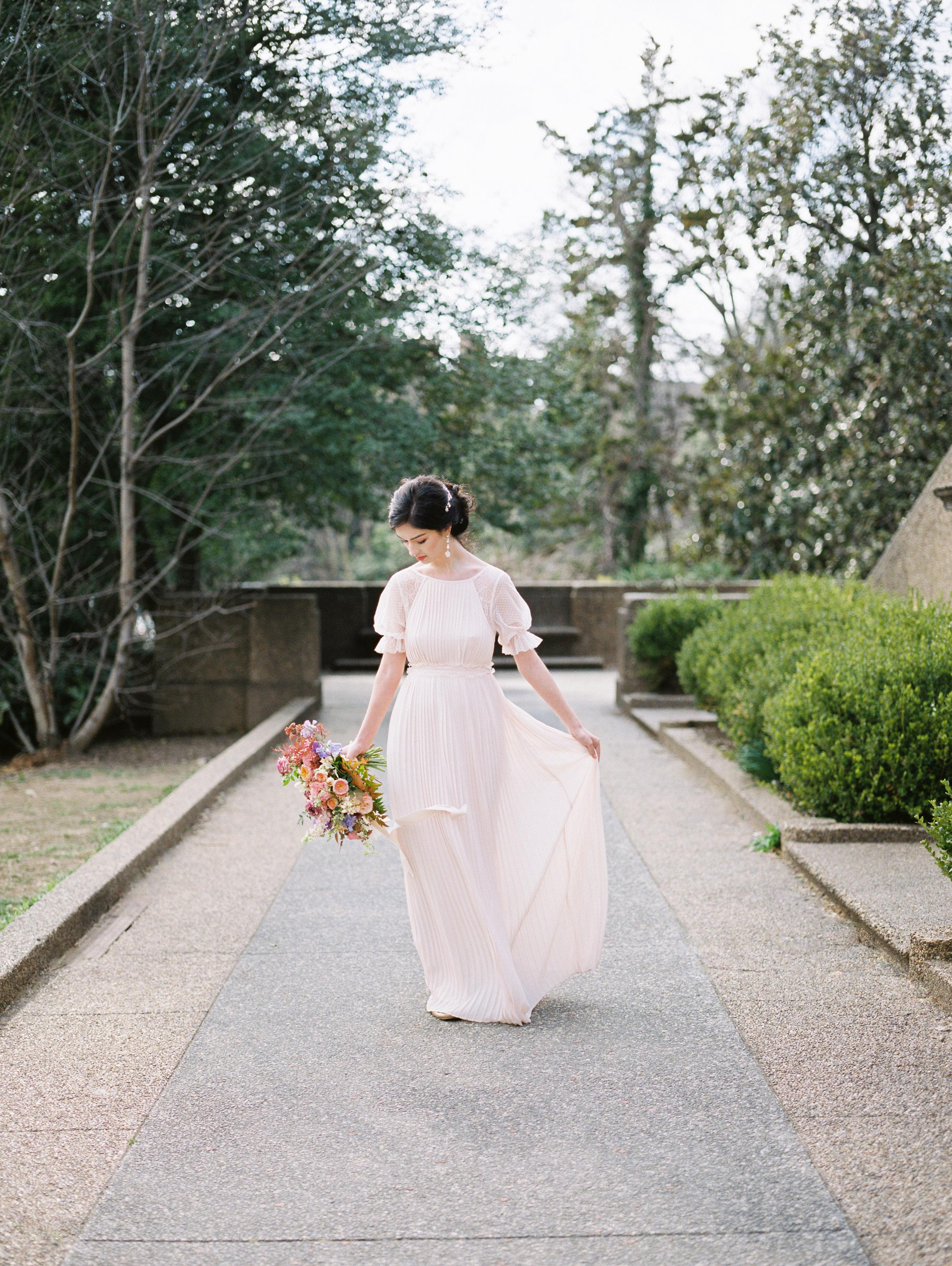 asos-pink-bridesmaids-dress