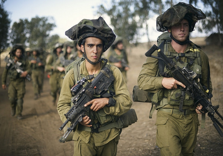 (photo credit:IDF)