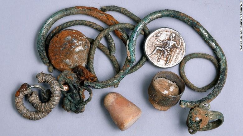 (Clara Amit/Israel Antiquities Authority)