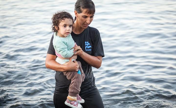 (photo:Boaz Arad/IsraAID)